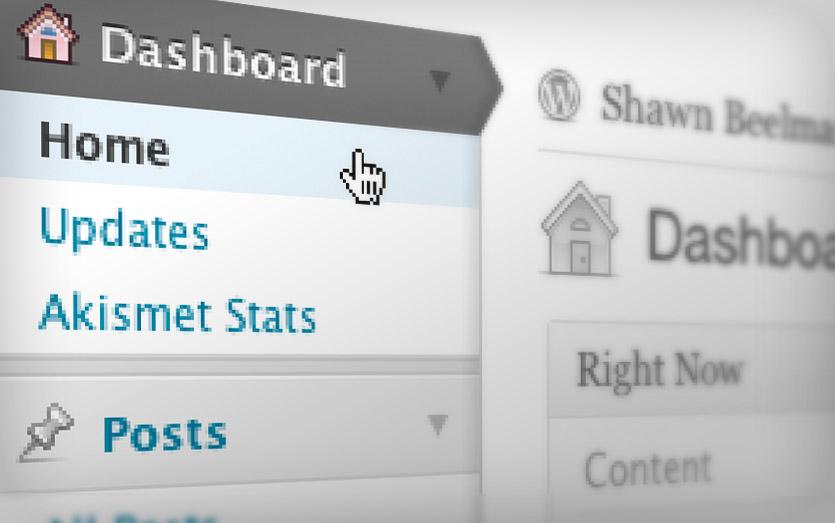 wordpress-dashboard-screenshot