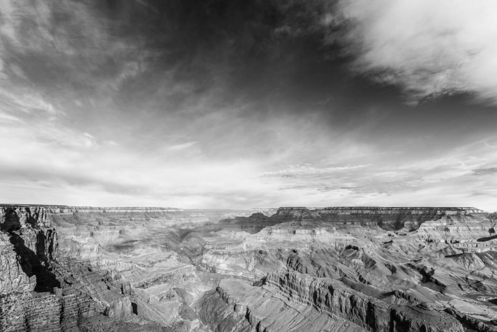 Grand Canyon from Lipan Point, AZ